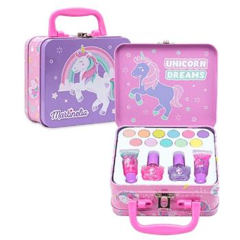 Martinelia Unicorns Dream & Super cute make up Παιδικό Σετ 250gr