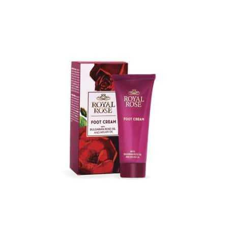 Foot Cream Royal Rose 75ml Biofresh (Κρέμα Ποδιών)