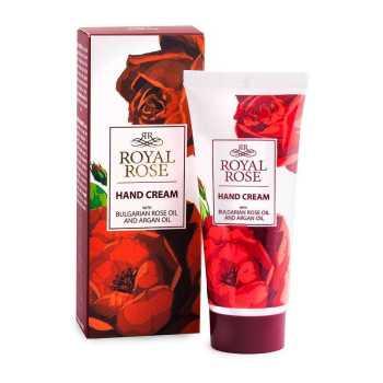 Κρέμα Χεριών Royal Rose – Biofresh