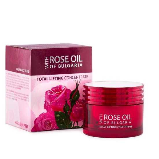 Κρέμα Προσώπου Total Lifting Concentrate REGINA ROSES - Biofresh