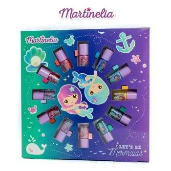 Παιδικό Σετ με Βερνίκια Νυχιών Martinelia Let's Be Mermaid