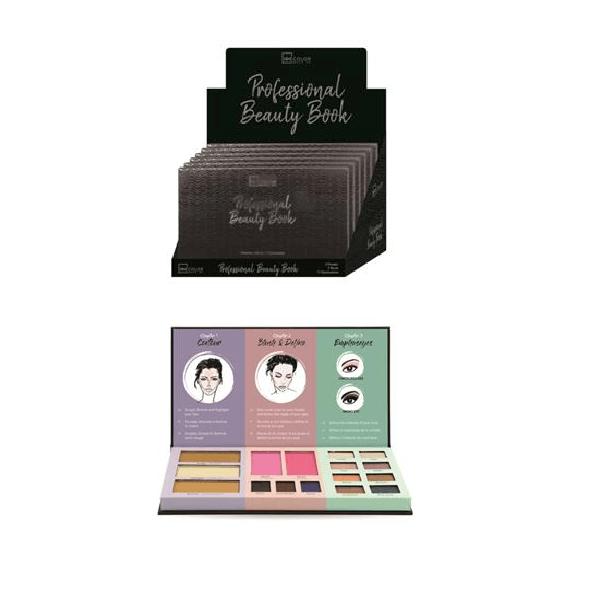 IDC Professional Beauty Book Makeup Palette