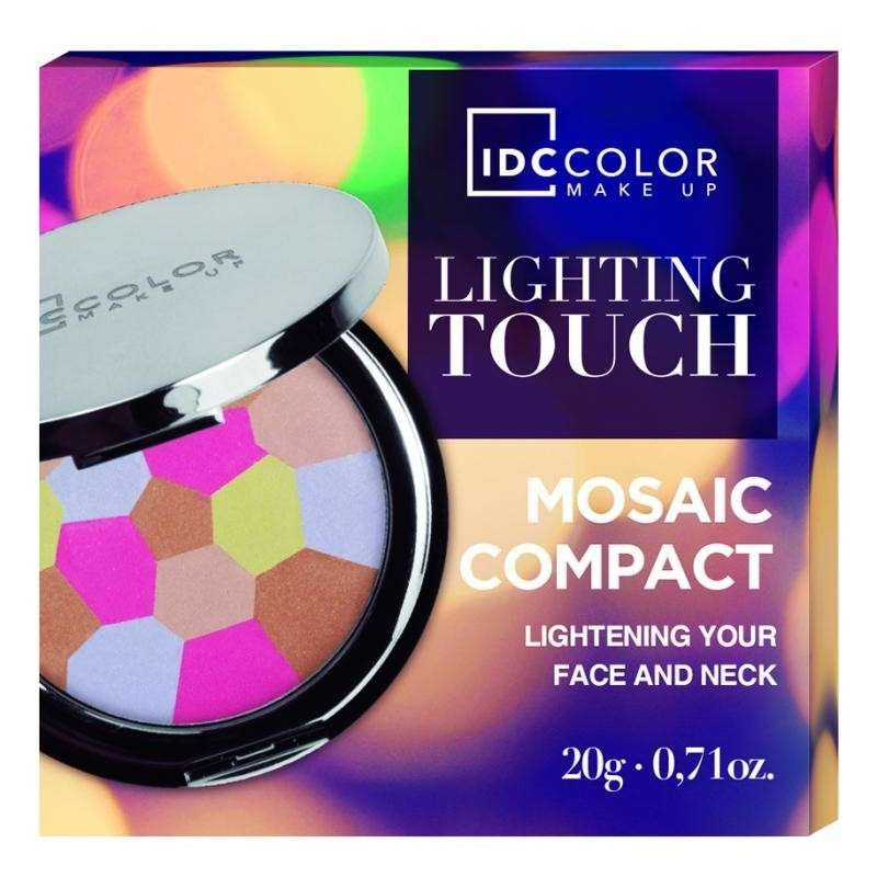 IDC Lighting Touch Mosaic Compact - face & neck