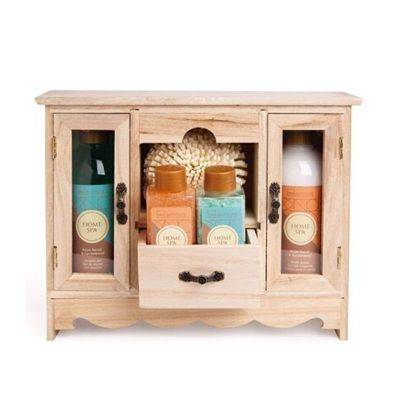 IDC Institute Asian Neroli & Sandalwood Scented Home Spa Cupboard 5pcs