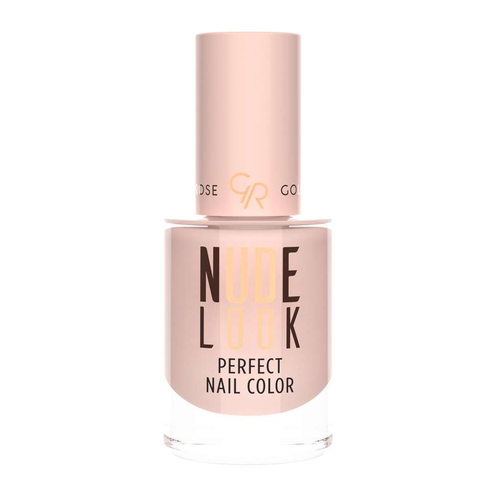 Golden Rose NUDE Look Perfect Nail Color 01 Powder Nude
