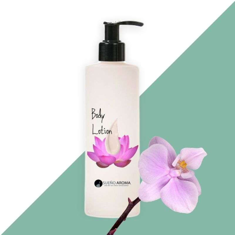 Body Lotion Pure Perfume Orchid's Song 200ml
