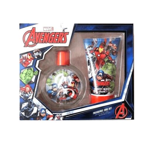 Παιδικό Σετ Avengers Duo - Fragrance & Body Wash