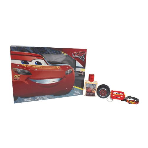 Παιδικό Σετ Cars 4pcs Άρωμα, Βραχιόλι, Μπρελόκ, Yoyo