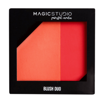Παλέτα Ρουζ Blush Duo Magic Studio - Intense Colors