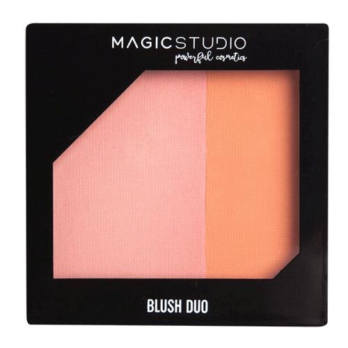 Παλέτα Ρουζ Blush Duo Magic Studio - Light Colors