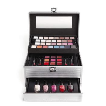 Σετ μακιγιάζ Magic Studio Complete Combination Metallic Edition Beauty Case