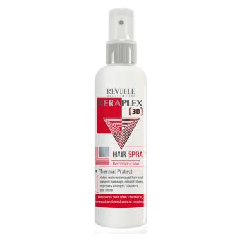 Σπρέι Προστασίας Μαλλιών Revuele KERAPLEX [3D] Thermal Protect