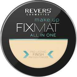 Revers FixMat Powder No02 πούδρα & Make Up 2 σε 1
