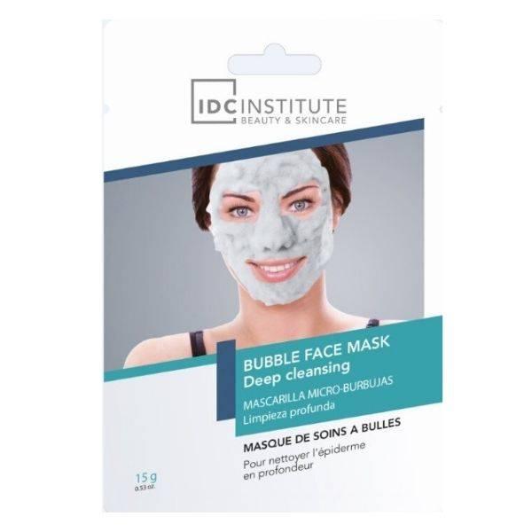 Μάσκα με Φυσαλίδες IDC για Βαθύ Καθαρισμό