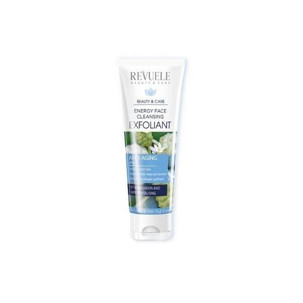 Revuele Energy Face Cleansing scrub Anti-Ageing
