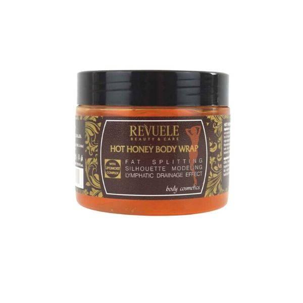 Revuele Hot Honey Body Wrap Φυσική Θεραπεία για Καύση Λίπους και Κυτταρίτιδα