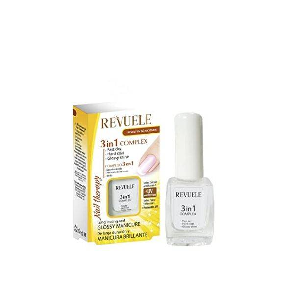 Revuele Nail Therapy Complex 3 in 1 top coat