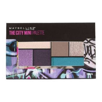 Maybelline The City Mini Palette Graffiti Pop Σκιές 6col
