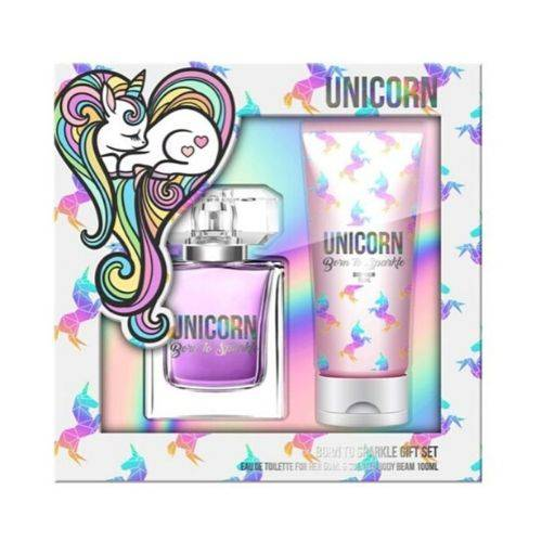 Unicorn Born To Sparkle Παιδικό Giftset Άρωμα & Body Balm