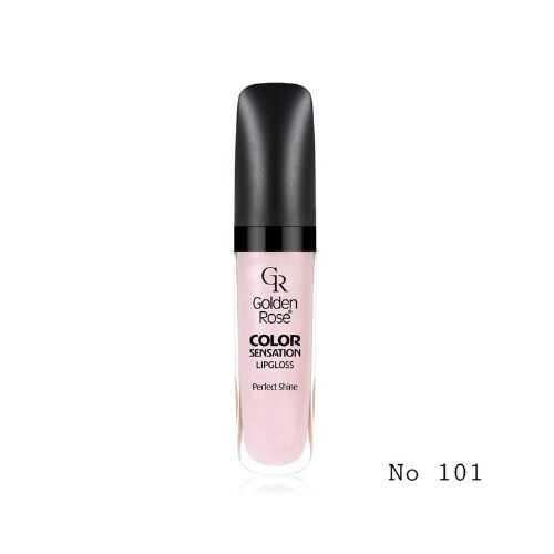 Color Sensation Lipgloss Golden Rose No 101
