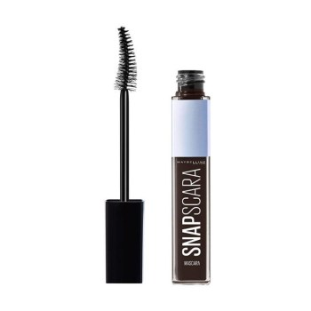 Maybelline Snapscara Μάσκαρα 9.5ml 03 Bold Brown Καφέ