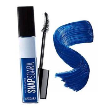 Maybelline Snapscara Μάσκαρα 9.5ml 04 Deja Blue Μπλε
