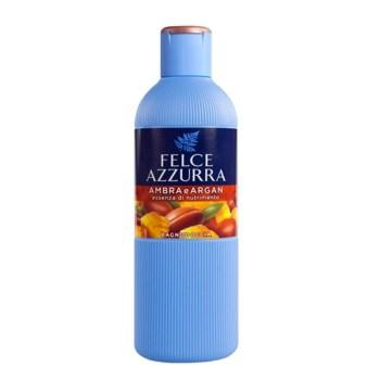 Felce Azzura Shower Gel Κεχριμπάρι & Λάδι Αργκάν 650ml