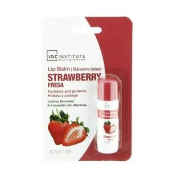 IDC Institute Lip Balm Strawberry Φράουλα 4.7gr