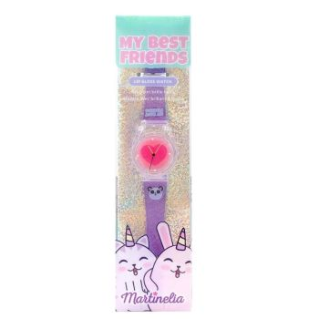 Martinelia My Best Friends Lip Gloss Watch Ρολόι Lip Gloss 2.2gr