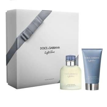 Dolce & Gabana Light Blue Men Giftset Άρωμα EDT 75ml After Shave Balm 75ml