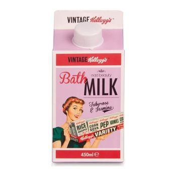 Mad Beauty Intense Bath Milk Tuberose & Jasmin Έντονο Κρεμοντούς 450ml