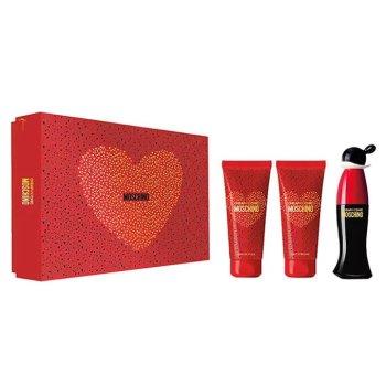 Moschino Cheap and Chic Women Gift Set - Άρωμα EDT 50ml, Γαλάκτωμα 100ml & Αφρόλουτρο 100ml