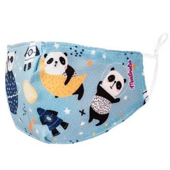 Martinelia Panda Μάσκα προστασίας για Παιδιά από 3 έως 12 ετών