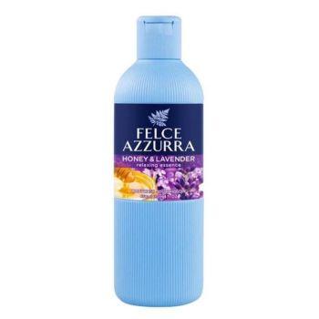 Felce Azzura Μέλι & Λεβάντα Χαλαρωτικό Shower Gel 650ml