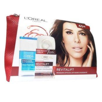 L'Oreal Revitalift Treatment Set Κρέμα Ημέρας 50ml & Ντεμακιγιάζ ματιών 125ml (1)