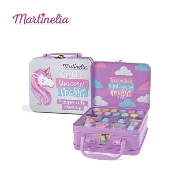 Martinelia Unicorn Magic & Super cute make up Παιδικό Σετ 250gr