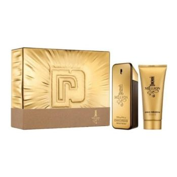Paco Rabanne One Million Men's Giftset Άρωμα EDT 100ml + Shower Gel 100ml
