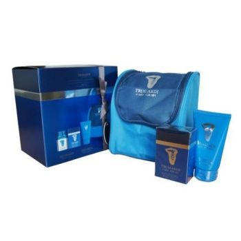 Trussardi A Way For Him Eau de Toilette 50ml + Shampoo Shower Gel 100ml + Cosmetic Bag