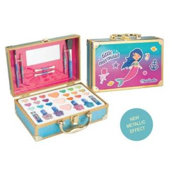 Martinelia Παιδικό Σετ Little Mermaids Beauty Case 900gr