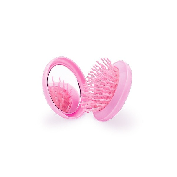 Martinelia Pop Out Hair Brush Βούρτσα Μαλλιών, Καθρέφτης & Παιχνίδι Πτυσσόμενο 60gr