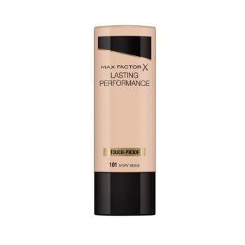 Max Factor Lasting Performance Liquid Make up Foundation 35ml No 101 Ivory Beige