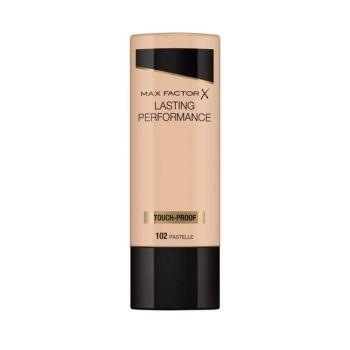 Max Factor Lasting Performance Liquid Make up Foundation 35ml No 102 Pastelle
