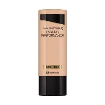 Max Factor Lasting Performance Liquid Make up Foundation 35ml No 105 Soft Beige