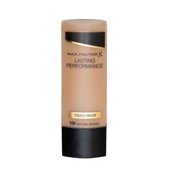 Max Factor Lasting Performance Liquid Make up Foundation 35ml No 109 Natural Bronze
