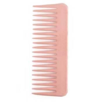 IDC Eco Rake Hair Comb Easy Detangling Χτένα Μαλλιών Εύκαμπτη 100% ανακυκλώσιμη 30gr Rouge