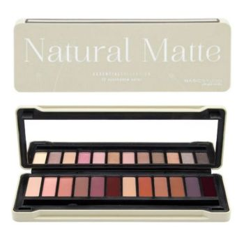 IDC MAGIC STUDIO 12 Eyeshadow Natural Matte Palette NW 120gr