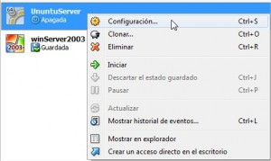 Oracle VM VirtualBox Administrador
