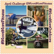 April Outdoor Fitness Challenge