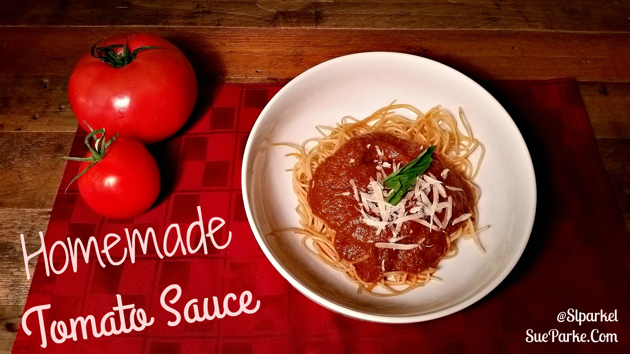 Tomato Sauce Blog