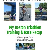 Swim, Bike, Run – My Boston Triathlon Training & Race Recap